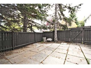 Photo 17: 62 2815 PALLISER Drive SW in CALGARY: Oakridge Townhouse for sale (Calgary)  : MLS®# C3535290