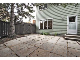 Photo 16: 62 2815 PALLISER Drive SW in CALGARY: Oakridge Townhouse for sale (Calgary)  : MLS®# C3535290