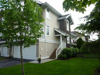 """Photo 1: # 35 20771 DUNCAN WY in Langley: Langley City Townhouse for sale in """"Wyndham Lane"""" : MLS®# F1311828"""