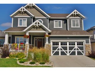 Photo 1: 76 Settlers Road in WINNIPEG: St Vital Residential for sale (South East Winnipeg)  : MLS®# 1310152