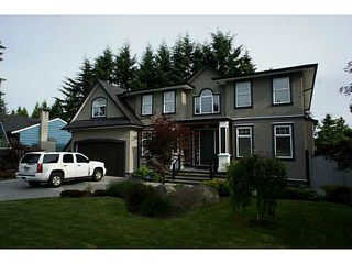 "Photo 1: 8038 WESTLAKE ST in Burnaby: Government Road House for sale in ""GOVERNMENT ROAD"" (Burnaby North)  : MLS®# V1024212"