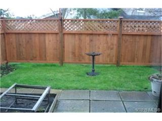 Photo 6:  in VICTORIA: SE Swan Lake Row/Townhouse for sale (Saanich East)  : MLS®# 421775