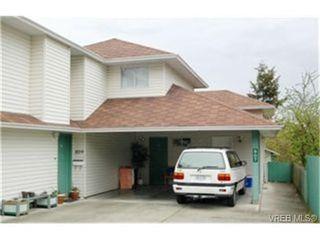 Photo 1:  in VICTORIA: Es Old Esquimalt Half Duplex for sale (Esquimalt)  : MLS®# 427955