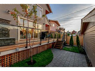 Photo 16: 769 E 14TH Avenue in Vancouver: Mount Pleasant VE 1/2 Duplex for sale (Vancouver East)  : MLS®# V1079830