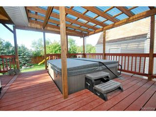 Photo 16: 45 Procure Drive in STONEWALL: Argyle / Balmoral / Grosse Isle / Gunton / Stony Mountain / Stonewall / Marquette / Warren / Woodlands Residential for sale (Winnipeg area)  : MLS®# 1421317