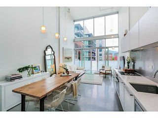 Photo 1: # 607 53 W HASTINGS ST in Vancouver: Downtown VW Condo for sale (Vancouver West)  : MLS®# V1082827