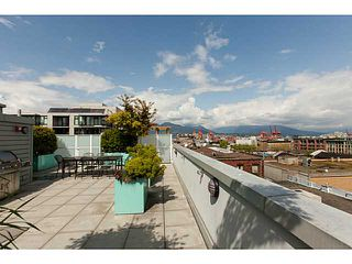 Photo 20: # 607 53 W HASTINGS ST in Vancouver: Downtown VW Condo for sale (Vancouver West)  : MLS®# V1082827