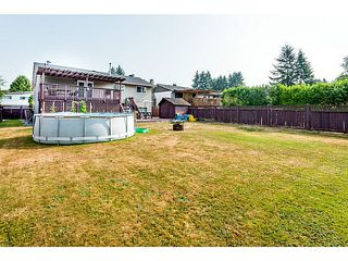 Photo 20: 21876 LAURIE AV in Maple Ridge: West Central House for sale : MLS®# V1133555