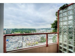 Photo 13: # 1401 220 ELEVENTH ST in New Westminster: Uptown NW Condo for sale : MLS®# V1125541