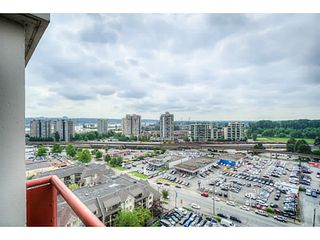 Photo 15: # 1401 220 ELEVENTH ST in New Westminster: Uptown NW Condo for sale : MLS®# V1125541