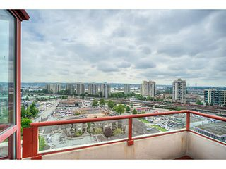 Photo 5: # 1401 220 ELEVENTH ST in New Westminster: Uptown NW Condo for sale : MLS®# V1125541