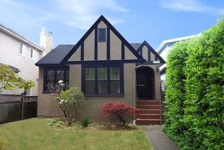 Photo 1: 6407 YEW STREET in Vancouver: Kerrisdale House for sale (Vancouver West)  : MLS®# R2074433