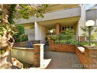 Photo 1: 305 909 Pembroke Street in Victoria: Vi Central Park Condo Apartment for sale