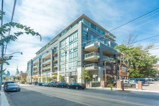 Photo 1: 510 King St E Unit #316 in Toronto: Moss Park Condo for sale (Toronto C08)  : MLS®# C3610275