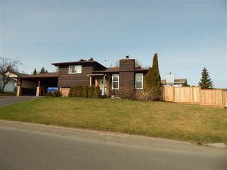 """Main Photo: 7541 ST PATRICK Avenue in Prince George: St. Lawrence Heights House for sale in """"ST LAWRENCE HEIGHTS"""" (PG City South (Zone 74))  : MLS®# R2394112"""