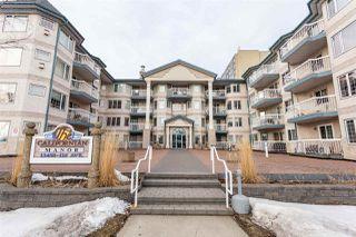 Photo 1: 409 13450 114 Avenue in Edmonton: Zone 07 Condo for sale : MLS®# E4190417