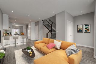 Photo 1: 10824 63 Avenue in Edmonton: Zone 15 House Half Duplex for sale : MLS®# E4194980
