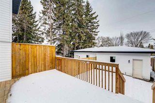 Photo 18: 10824 63 Avenue in Edmonton: Zone 15 House Half Duplex for sale : MLS®# E4194980