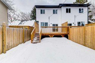 Photo 17: 10824 63 Avenue in Edmonton: Zone 15 House Half Duplex for sale : MLS®# E4194980