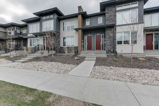 Main Photo: 102 SALISBURY Way: Sherwood Park Attached Home for sale : MLS®# E4197403