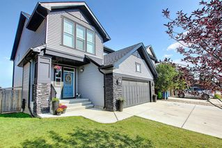 Photo 1: 228 COOPERS Hill SW: Airdrie Detached for sale : MLS®# A1019535