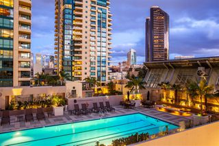 Photo 38: DOWNTOWN Condo for sale : 2 bedrooms : 550 Front St. #1706 in San Diego