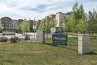 Photo 1: 108 400 Palisades Way: Sherwood Park Condo for sale : MLS®# E4222105