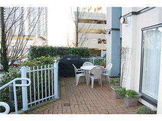 "Photo 10: 116 2978 BURLINGTON Drive in Coquitlam: North Coquitlam Condo for sale in ""THE BURLINGTON"" : MLS®# V939111"
