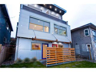 Photo 1: 2370 CLARK Drive in Vancouver: Mount Pleasant VE House 1/2 Duplex for sale (Vancouver East)  : MLS®# V939305