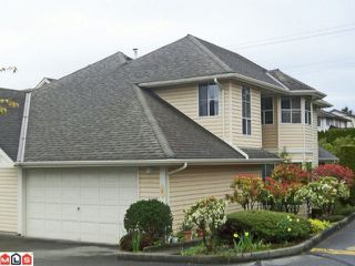 """Photo 1: # 1 6140 192ND ST in Surrey: Cloverdale BC Townhouse for sale in """"The Estates at Manor Ridge"""" (Cloverdale)  : MLS®# F1210897"""