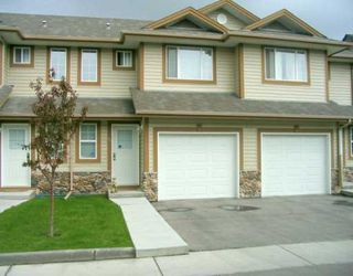 Photo 1:  in CALGARY: Citadel Townhouse for sale (Calgary)  : MLS®# C3173603