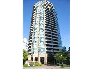 "Photo 1: 1303 4398 BUCHANAN Street in Burnaby: Brentwood Park Condo for sale in ""BUCHANAN EAST"" (Burnaby North)  : MLS®# V1016952"