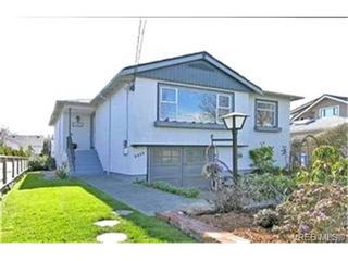 Photo 1:  in VICTORIA: OB South Oak Bay Single Family Detached for sale (Oak Bay)  : MLS®# 391373