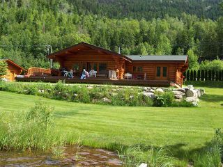 Photo 2: 1860 Agate Bay Road: Barriere House with Acreage for sale (North East)  : MLS®# 131531