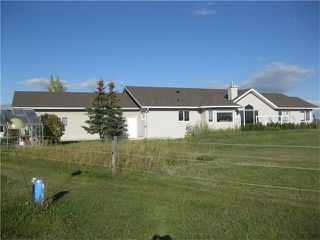Photo 38: 42143 TOWNSHIP RD. 280 RD in Rural Rockyview County: Rural Rocky View MD House for sale (Rural Rocky View County)  : MLS®# C4033109