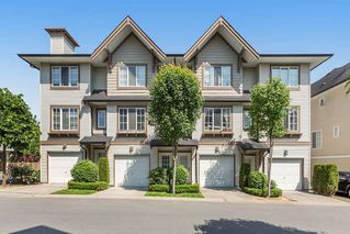 Photo 1: 62 20560 66 AVENUE in Langley: Willoughby Heights Townhouse for sale : MLS®# R2073052