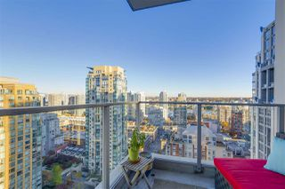 Photo 7: 2402 1225 RICHARDS STREET in Vancouver: Downtown VW Condo for sale (Vancouver West)  : MLS®# R2115954