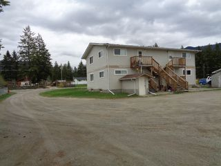 Photo 1: 4841 LODGEPOLE ROAD: BARRIERE House Fourplex for sale (NORTH EAST)  : MLS®# 139433