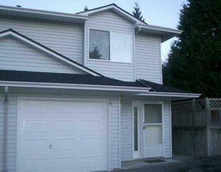 "Main Photo: 5706 EBBTIDE Street in Sechelt: Sechelt District Townhouse for sale in ""EBBTIDE VILLAGE"" (Sunshine Coast)  : MLS®# V625195"