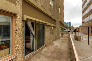 Photo 16: #104 9715 110 ST NW in Edmonton: Zone 12 Condo for sale : MLS®# E4156312