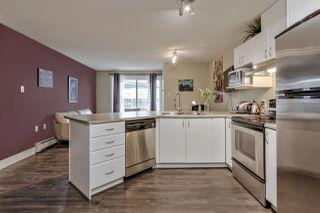 Photo 4: #104 9715 110 ST NW in Edmonton: Zone 12 Condo for sale : MLS®# E4156312