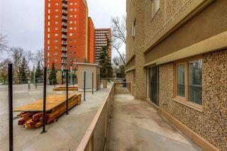 Photo 17: #104 9715 110 ST NW in Edmonton: Zone 12 Condo for sale : MLS®# E4156312