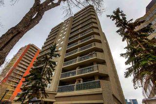 Photo 2: #104 9715 110 ST NW in Edmonton: Zone 12 Condo for sale : MLS®# E4156312