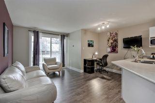 Photo 6: #104 9715 110 ST NW in Edmonton: Zone 12 Condo for sale : MLS®# E4156312