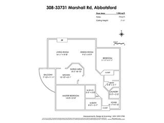 "Photo 20: 308 33731 MARSHALL Road in Abbotsford: Central Abbotsford Condo for sale in ""STEPHANIE PLACE"" : MLS®# R2441909"