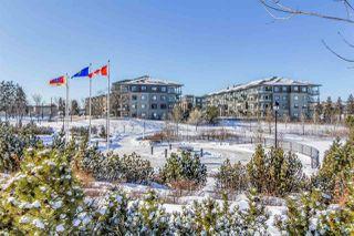 Photo 34: 414 1003 GAULT Boulevard in Edmonton: Zone 27 Condo for sale : MLS®# E4191519