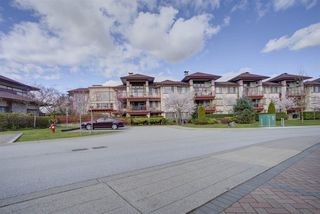 "Main Photo: 208 16477 64 Avenue in Surrey: Cloverdale BC Condo for sale in ""St.Andrews"" (Cloverdale)  : MLS®# R2448995"