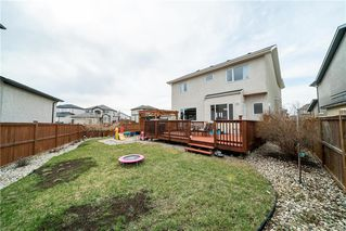 Photo 47: 3 Goldfinch Way in Winnipeg: South Pointe Residential for sale (1R)  : MLS®# 202008361