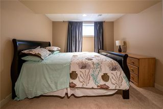 Photo 37: 3 Goldfinch Way in Winnipeg: South Pointe Residential for sale (1R)  : MLS®# 202008361