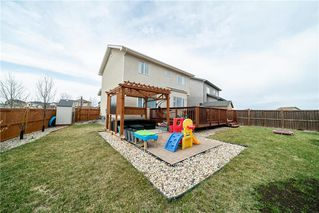 Photo 49: 3 Goldfinch Way in Winnipeg: South Pointe Residential for sale (1R)  : MLS®# 202008361